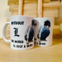 "Taza ""Death Note"""