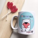 "Taza ""Beary Much"""